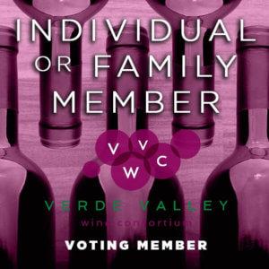 Individual or Family Voting Member Badge
